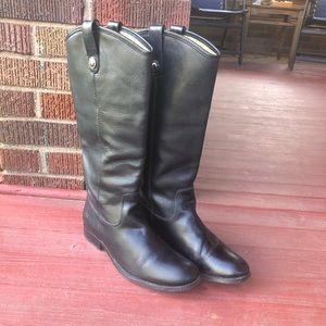 Frye Melissa Button Boots